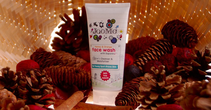 JooMo - World's FIRST EVER 100% Truly Natural Face Wash