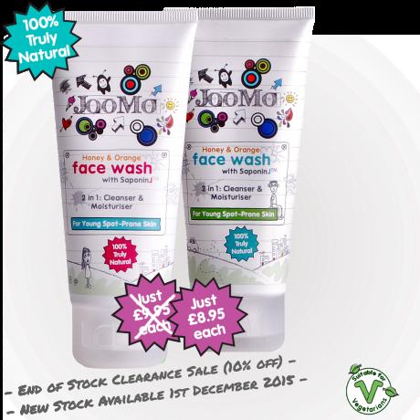 JooMo Facewash - Clearance Sale