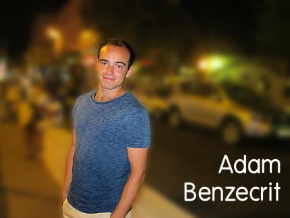 Adam Benzecrit - Director of SportR