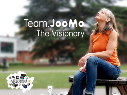 Linda Russell - Co-founder of JooMo Ltd.