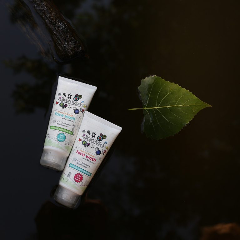 JooMo Shop | Face Wash & Leaves