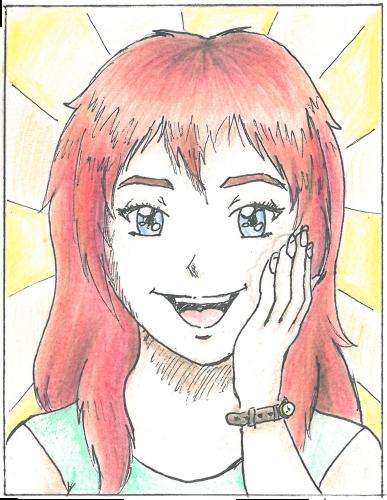 Happy JooMo Girl