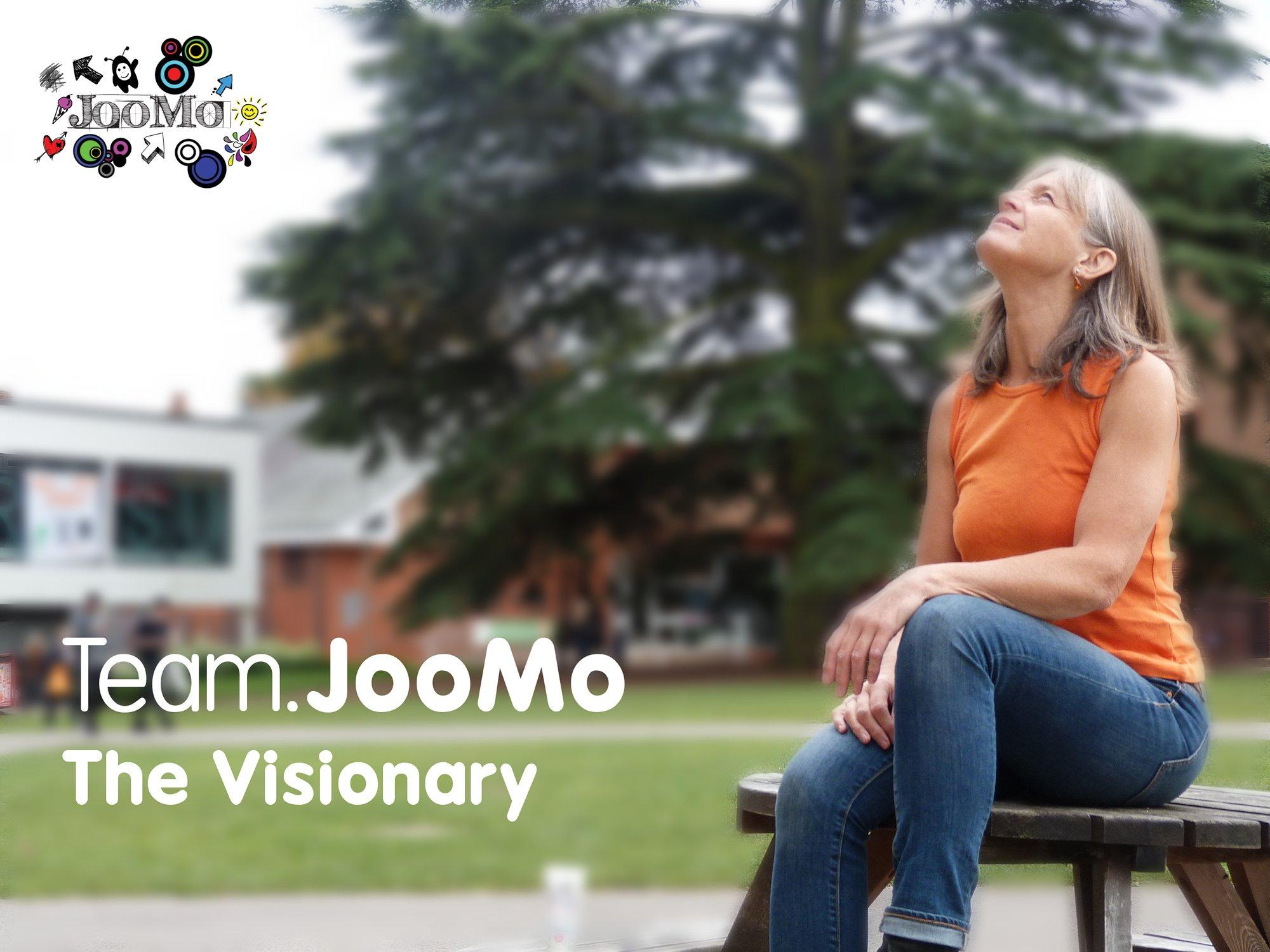Linda Russell - Team JooMo